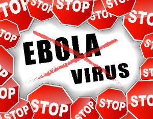Charities fighting Ebola virus