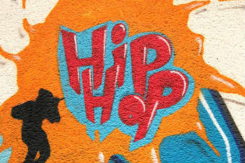 Graffiti hip-hop